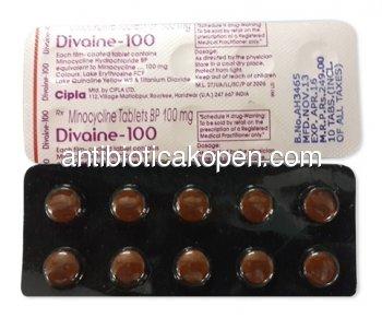Minomycin Kopen Zonder Recept